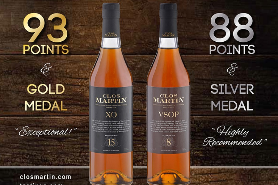 Clos Martin tasting notes by Tastings.com